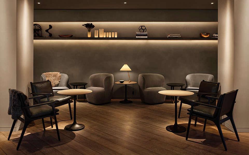 11 Howard A Scandi Paradise in SoHo New York 11 Howard Hotel in Soho by Space Copenhagen Above: