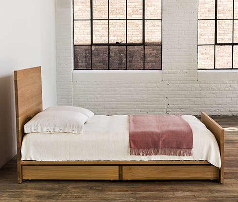 AB6 Bed by Atlas Industries via Brad Ford's Fair | Remodelista
