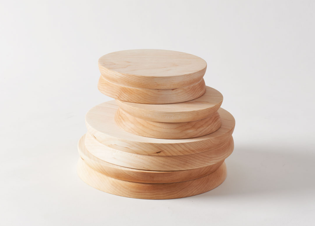 Black Creek Mercantile boards at March, Remodelista