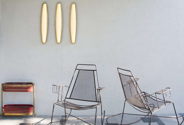 Poolside minimalist at Casa Fayette.