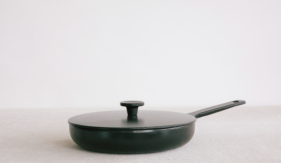 Cast iron frying pan Set and Co., Dallas | Remodelista