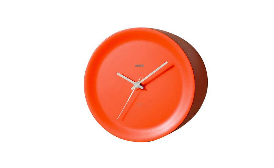 colorful modern wall clocks remodelista 1 12