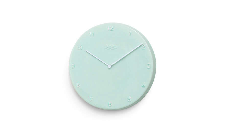 colorful modern wall clocks remodelista 10 16