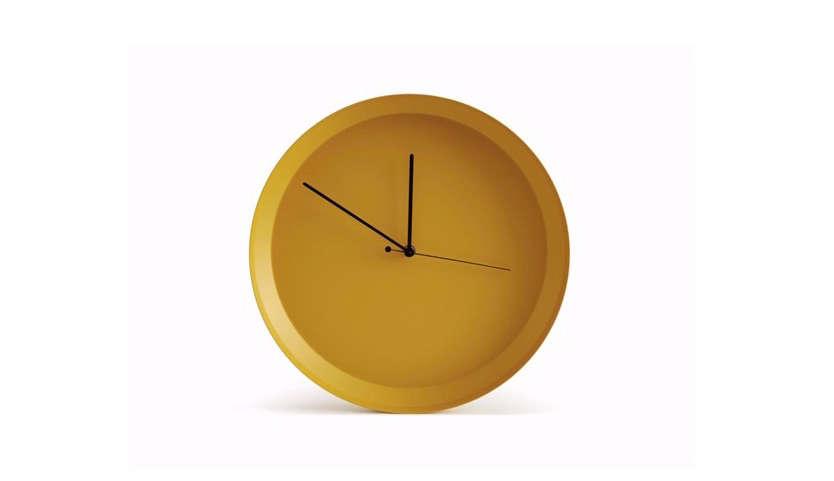 colorful modern wall clocks remodelista 12 13
