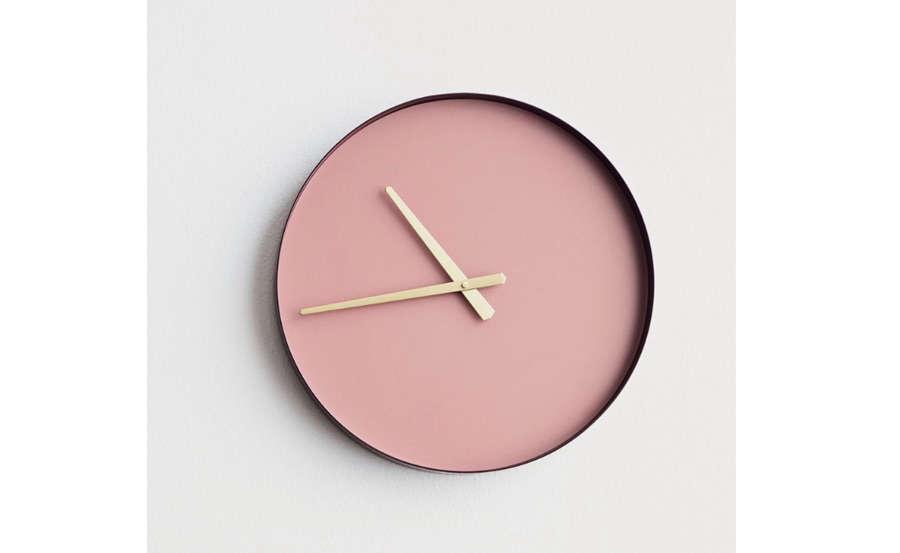 colorful modern wall clocks remodelista 6 10