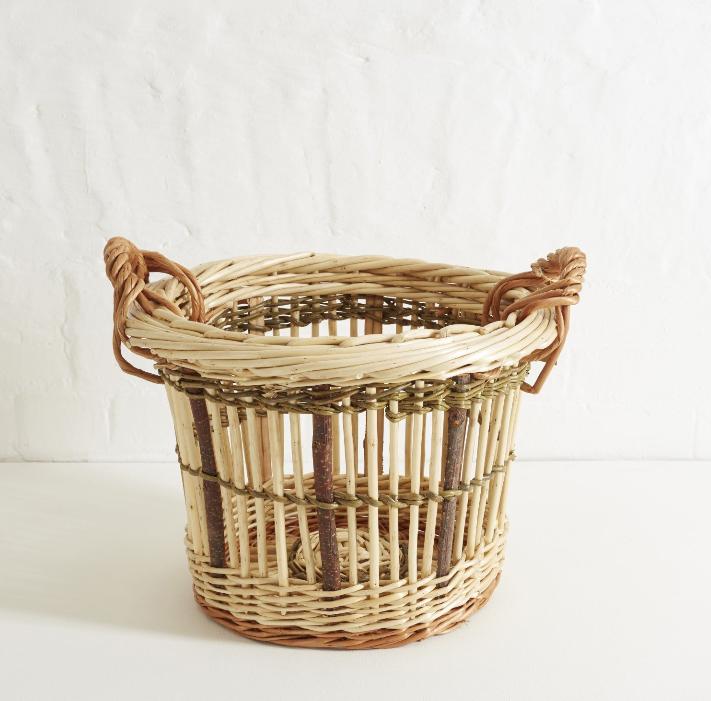 Eighth Cran basket , The New Craftsman, Remoedlista