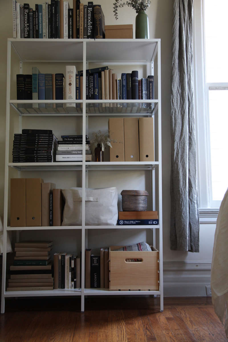 farrow and ball shadow white and drop cloth | remodelista 11