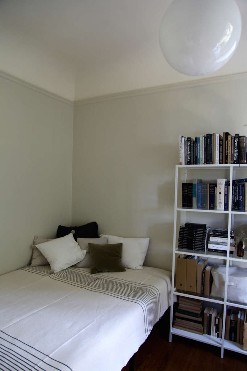 farrow and ball shadow white and drop cloth | remodelista 13