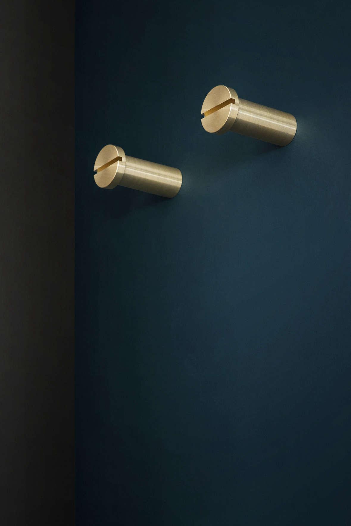 ArtisanDesigned Light Fixtures and Hardware from Copenhagen KBH knobs 1 remodelista