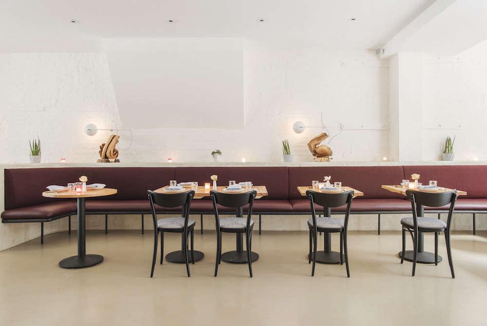 Nix Restaurant in New York | Remodelista