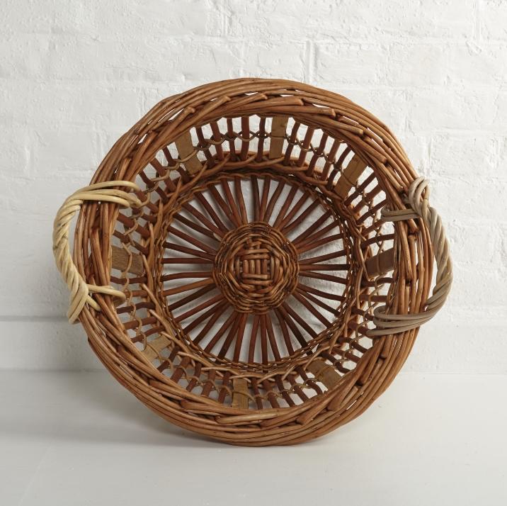 Quarter Cran basket , The New Craftsman, Remoedlista