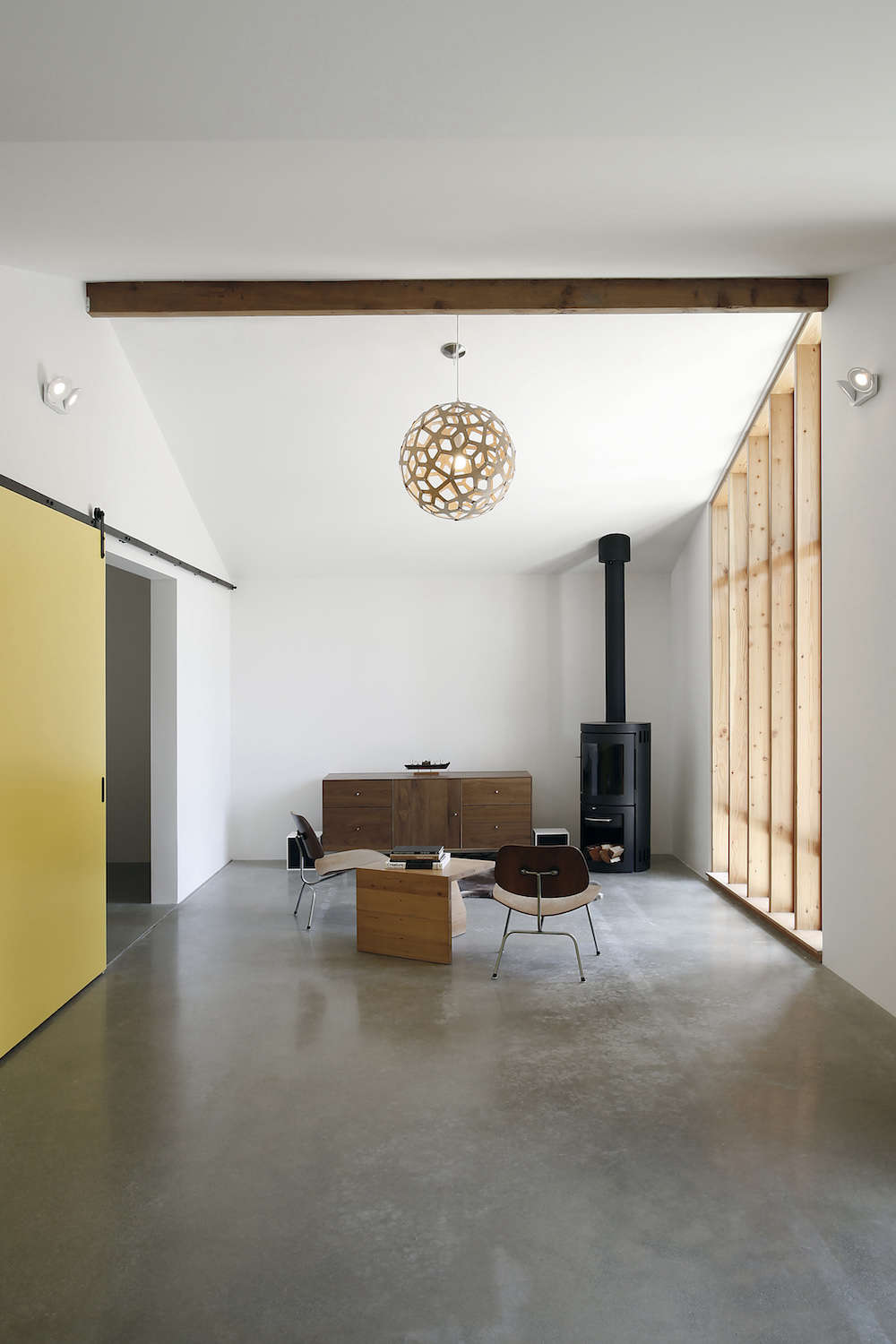 modern work studio conversion by shed architects | remodelista 9