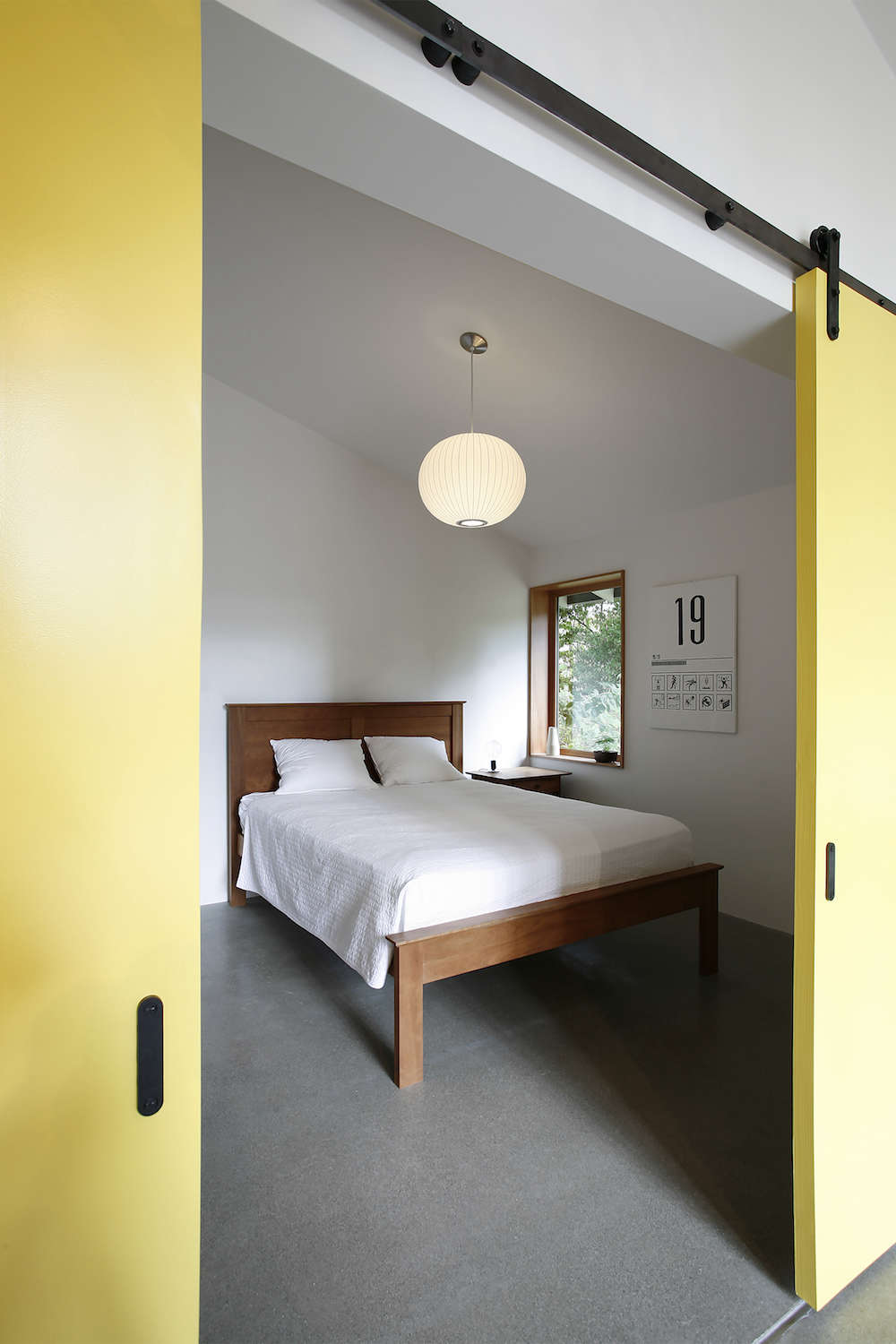 modern work studio conversion by shed architects | remodelista 14