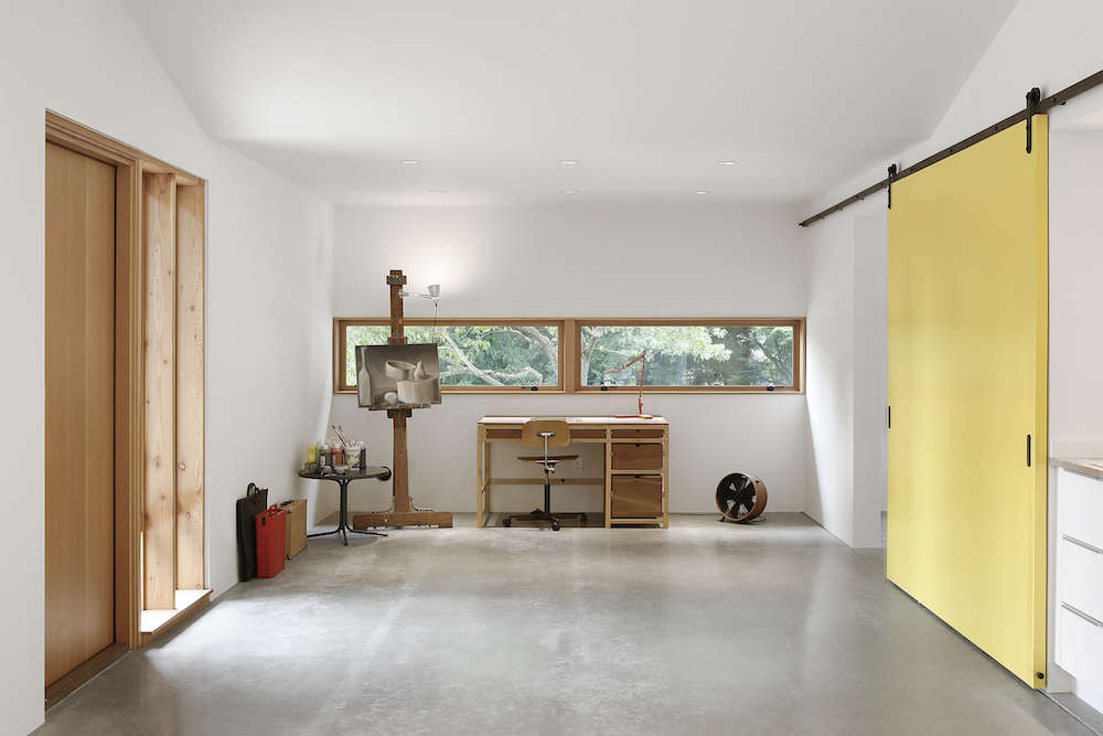 modern work studio conversion by shed architects | remodelista 10