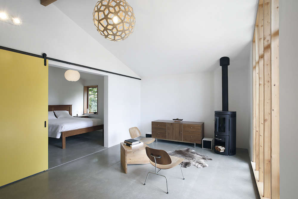 modern work studio conversion by shed architects | remodelista 12