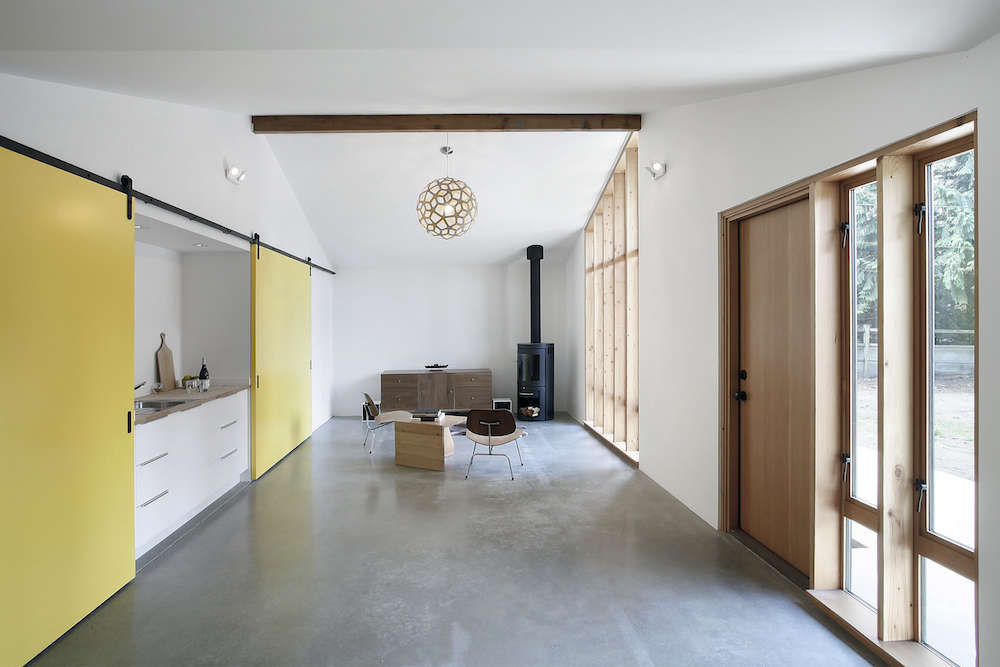 modern work studio conversion by shed architects | remodelista 16
