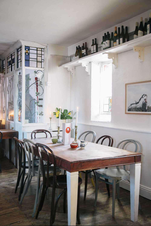 ard bia restaurant in galway, ireland 9