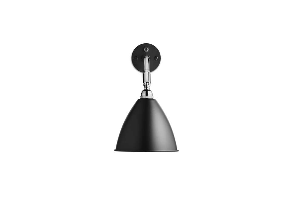 bestlite black and chrome wall sconce 14