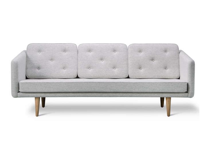børge mogensen fabric sofa from frederica furniture 13