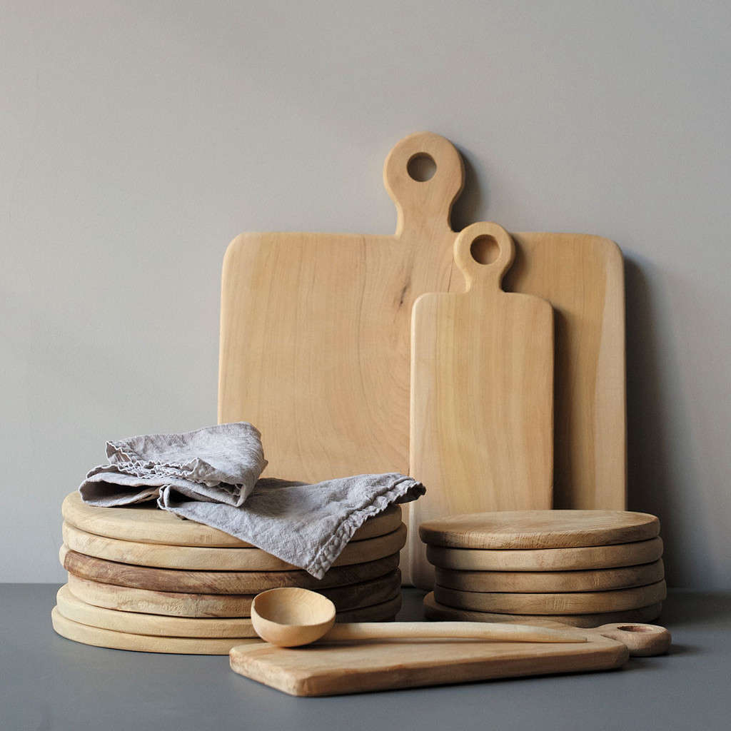 cedar cutting boards, HomeStories, Remodelista