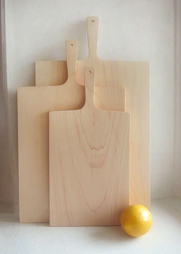 deborah ehrlich cutting board, remodelista 9