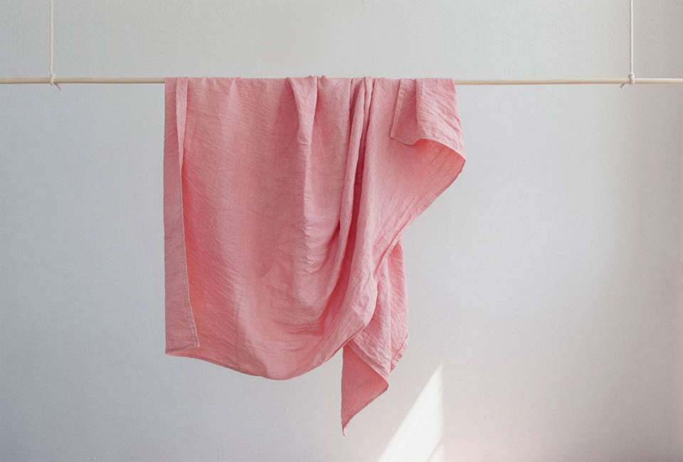 hazel stark pink blanket 29