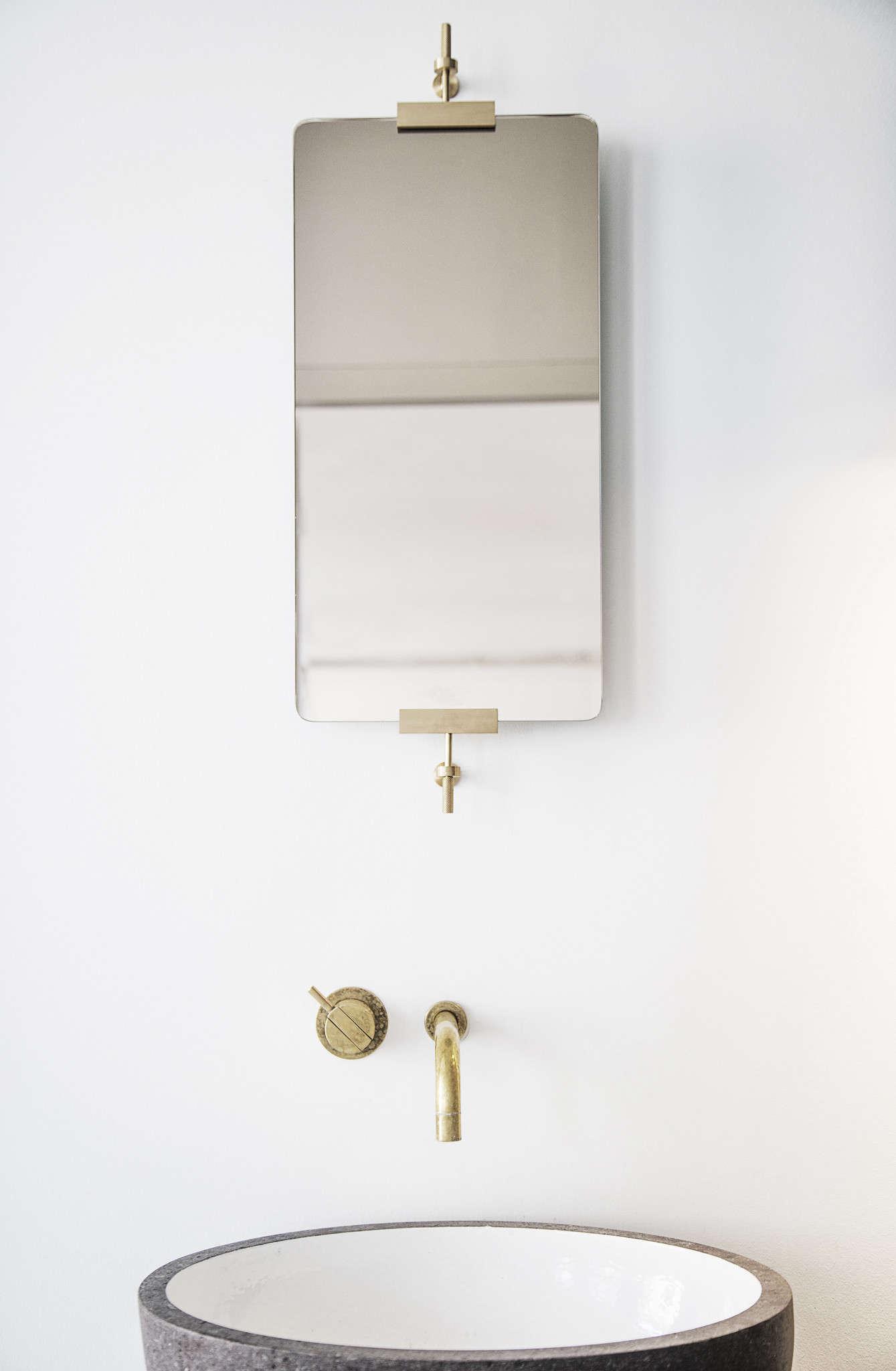 ArtisanDesigned Light Fixtures and Hardware from Copenhagen kbh kobenhavns mobelsnedkeri mirror remodelista 2