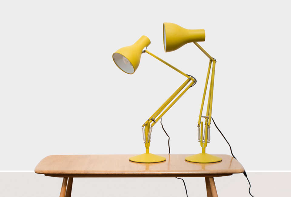 the margaret howell anglepoise type 75 lamp in yellow ochre is \$5\15 nzd (\$35 9