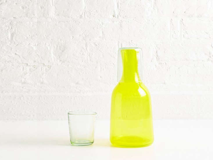 michael ruh carafe and glass 14