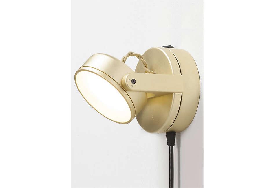monocle led wall light 15