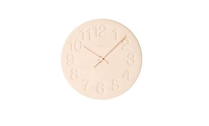 pink lemnos clock remodelista 2 9