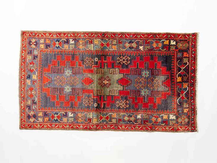 sharktooth red antique rug 25