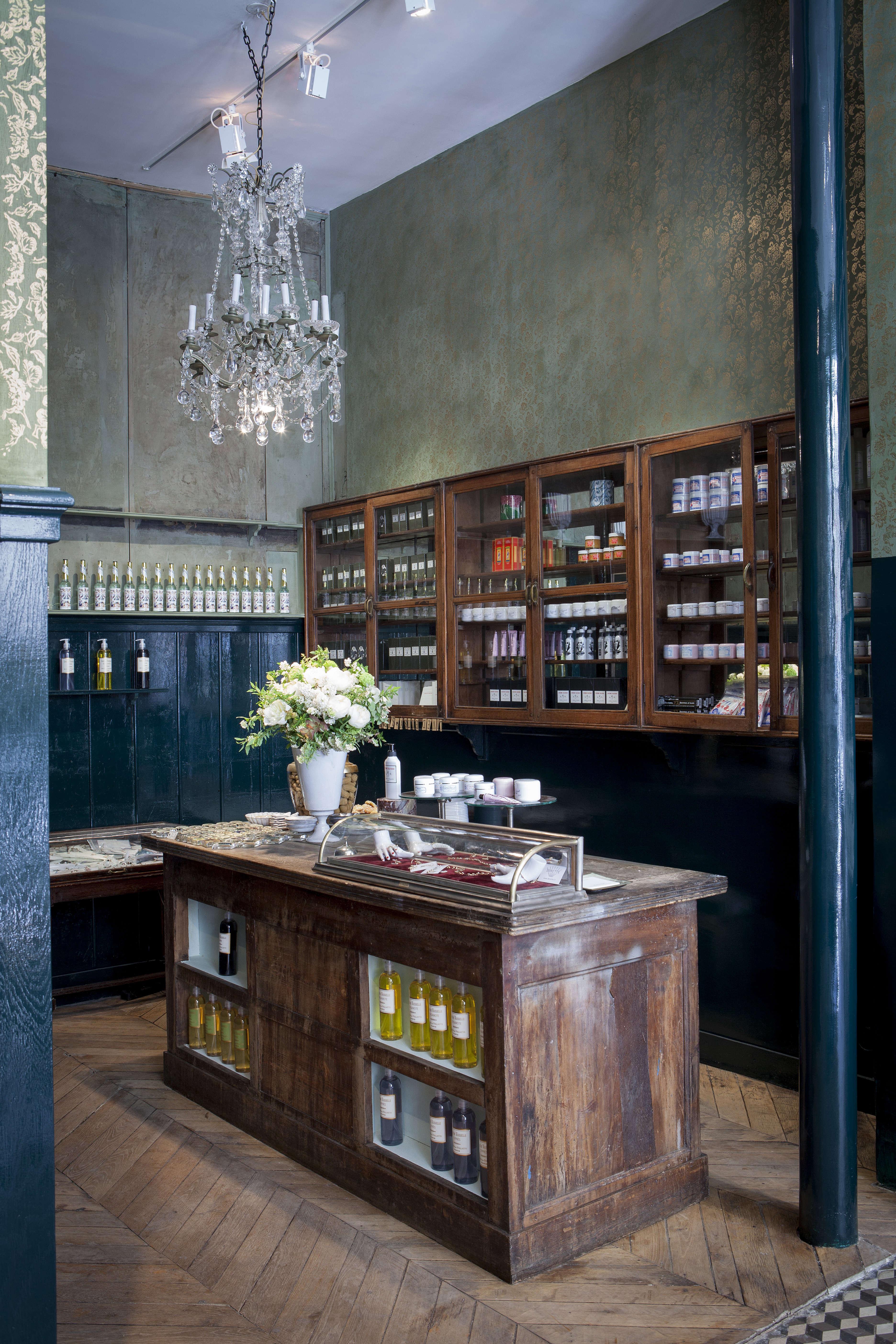 Astier de Villatte's new 6 Rue de Tournon in Paris | Remodelista