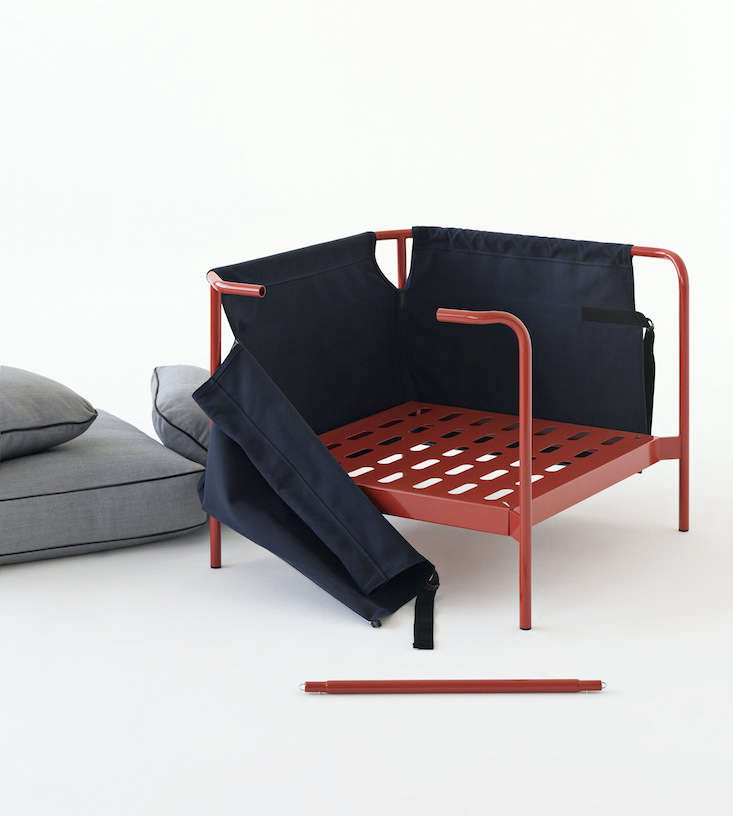 can lounge chair by hay 14