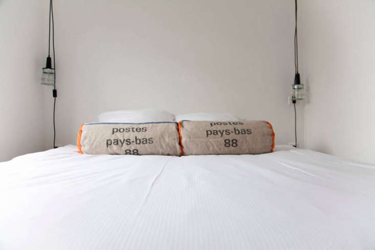 A Quirky Hotel in the Netherlands with Dozens of Design Ideas to Steal Hello I'm Local Hostel Remodelista 8