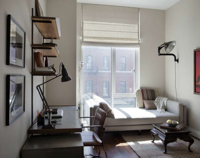 A Bartleby-designed TriBeCa apartment. Photograph by Elizabeth Felicella, courtesy of Studio Bartleby.