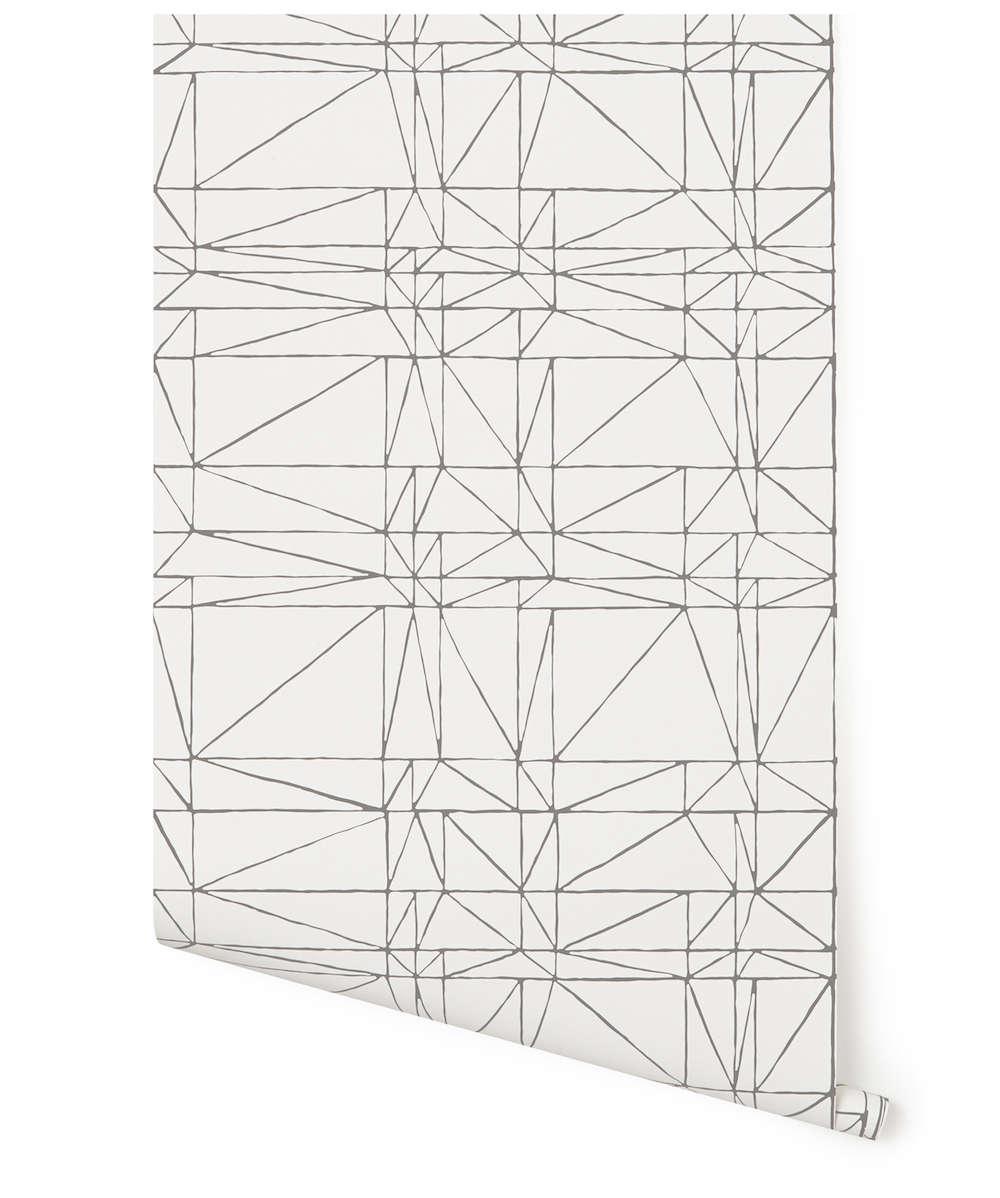 Heath for Hygge & West Wallpaper   Remodelista