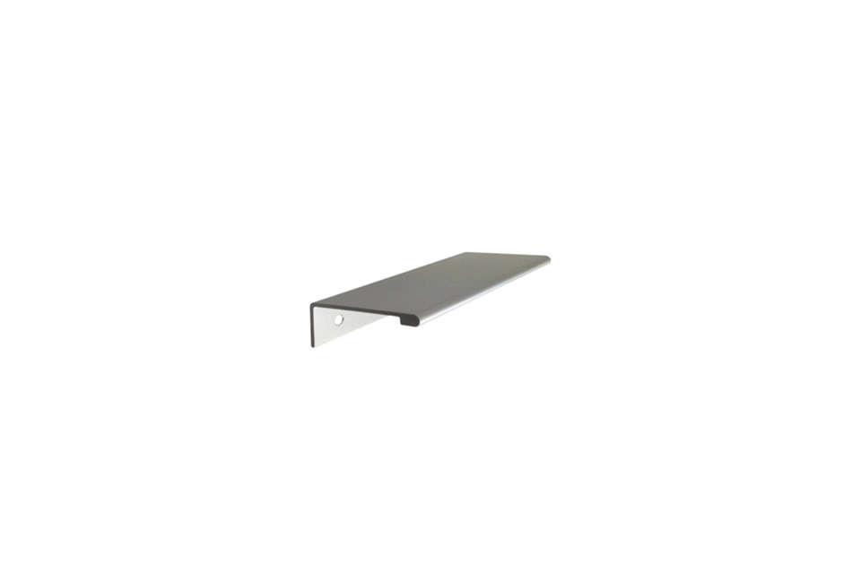 10 Easy Pieces Silver Finish Edge Pulls Anodized Aluminum Edge Pull