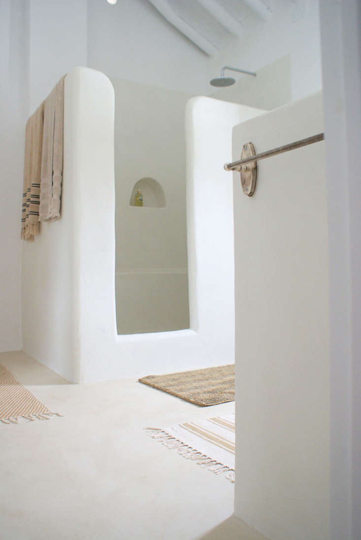 neutral rugs of every stripe create southwest serenity at cortijo el canito, a  17