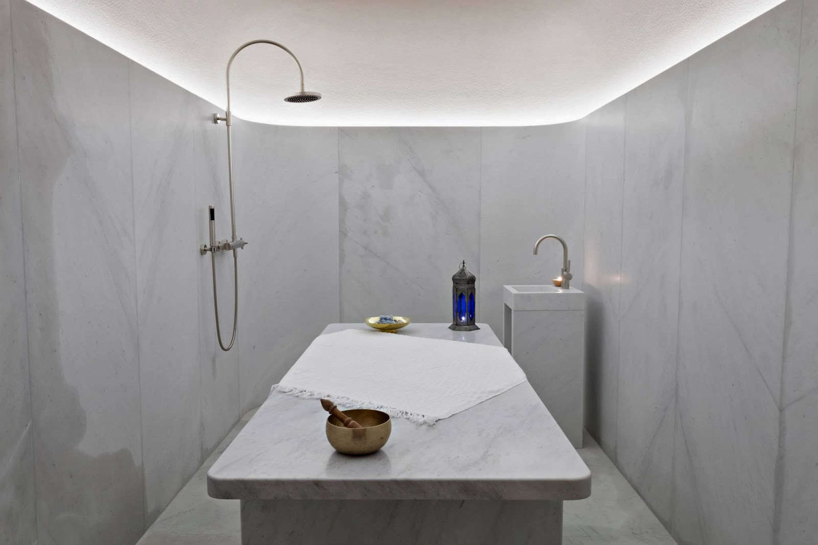 Akasha Holistic Wellbeing Centre by David Chipperfield Architects