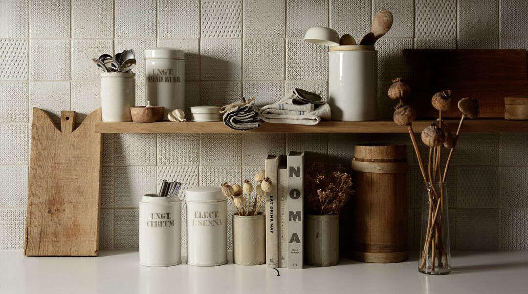 Subtle Printed Tiles from a UK Kitchen Upstart devol tiles remodelista 10