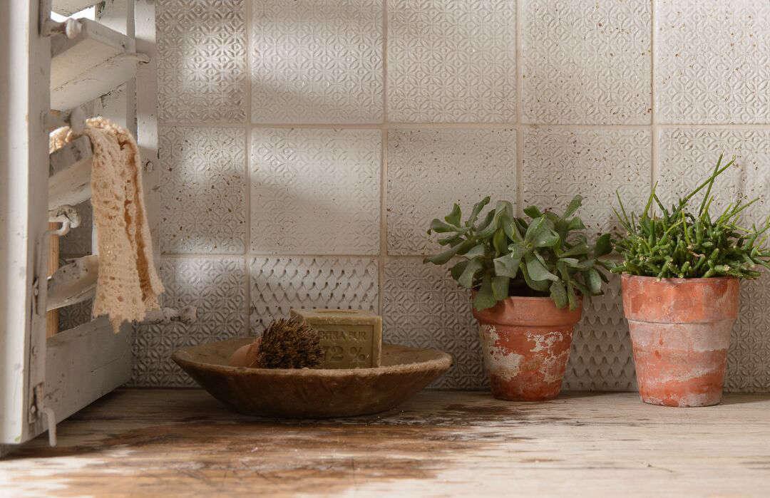 Subtle Printed Tiles from a UK Kitchen Upstart devol tiles remodelista 2