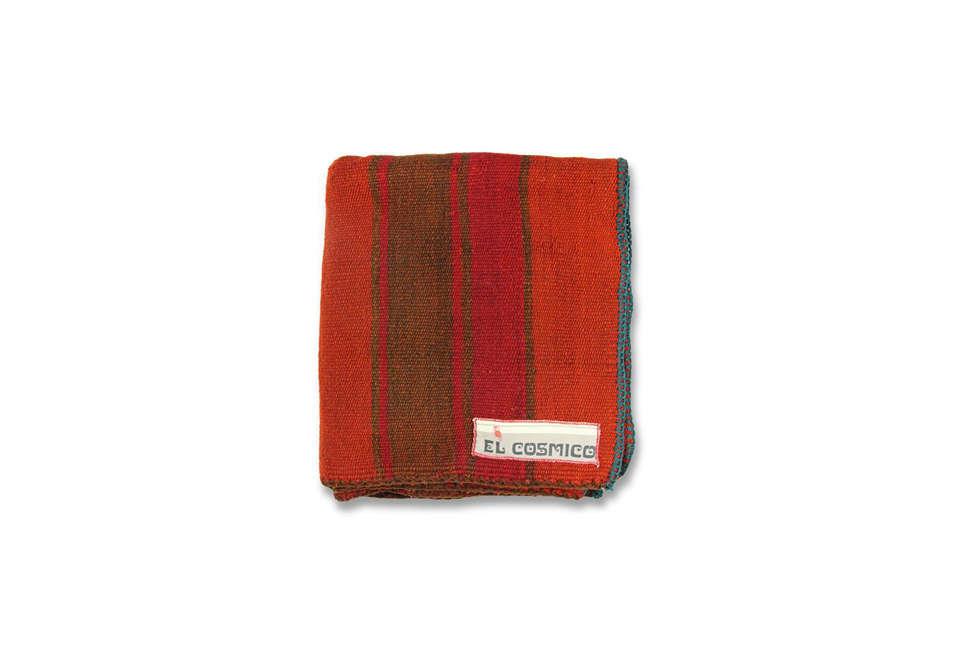 El Cosmico Bolivan Blanket