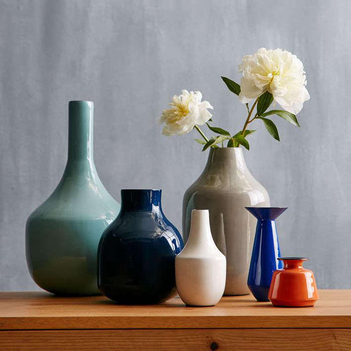 enamel vases from west elm 10
