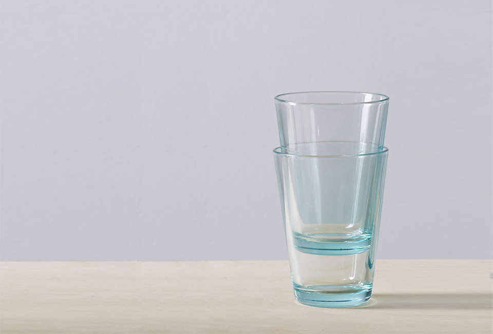 Kartio Glass Tumbler