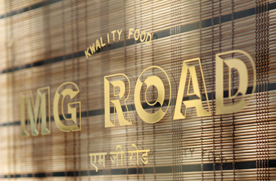 mg road indian restaurant in paris 17