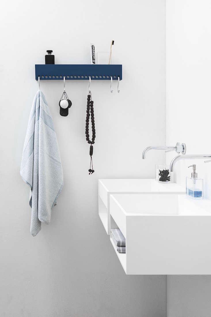 Stylish Storage Solutions from Copenhagen nomess rack remodelista 15