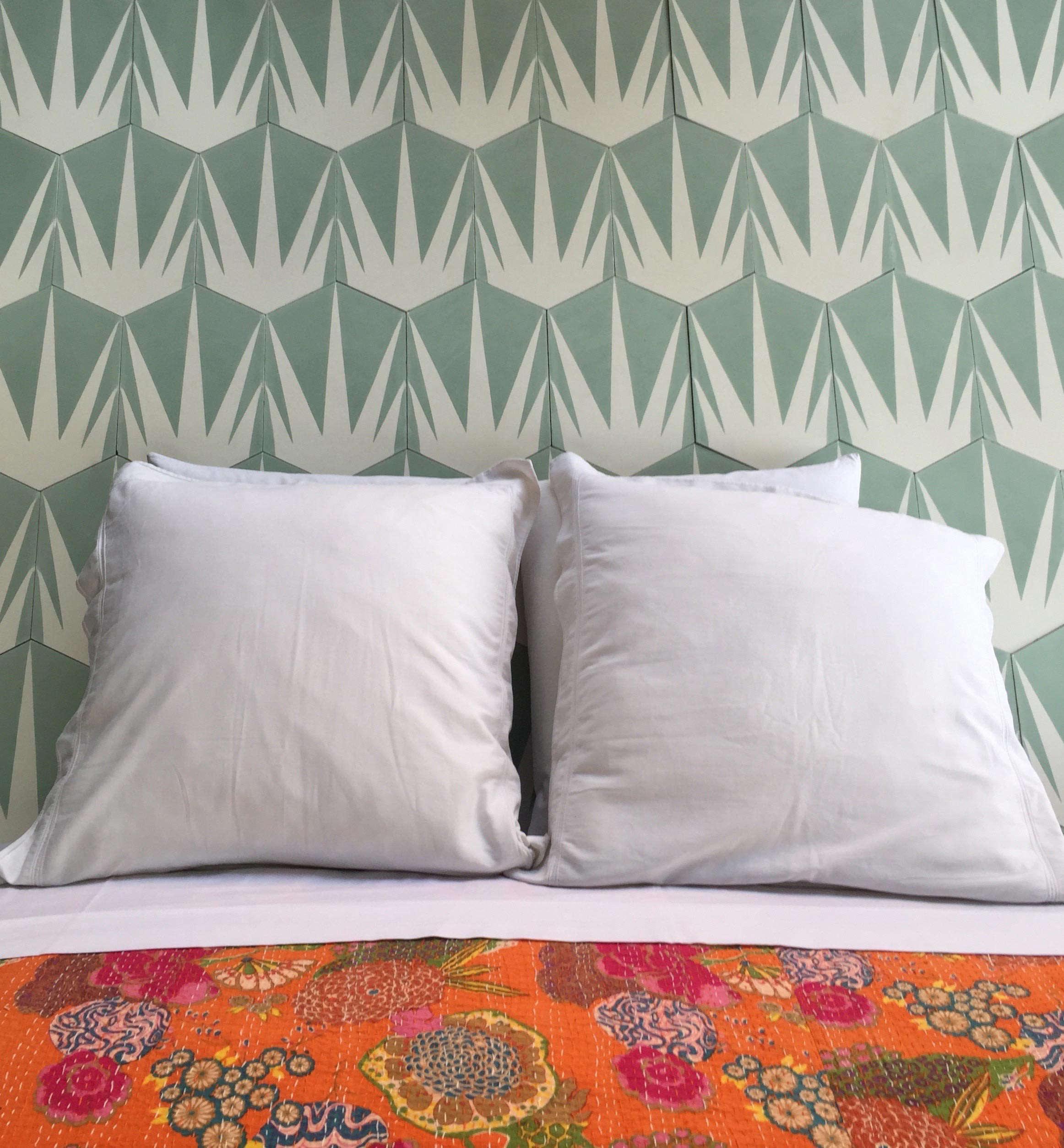 New Cement Tile Patterns from Popham Design in Marrakech Popham Tile Designs
