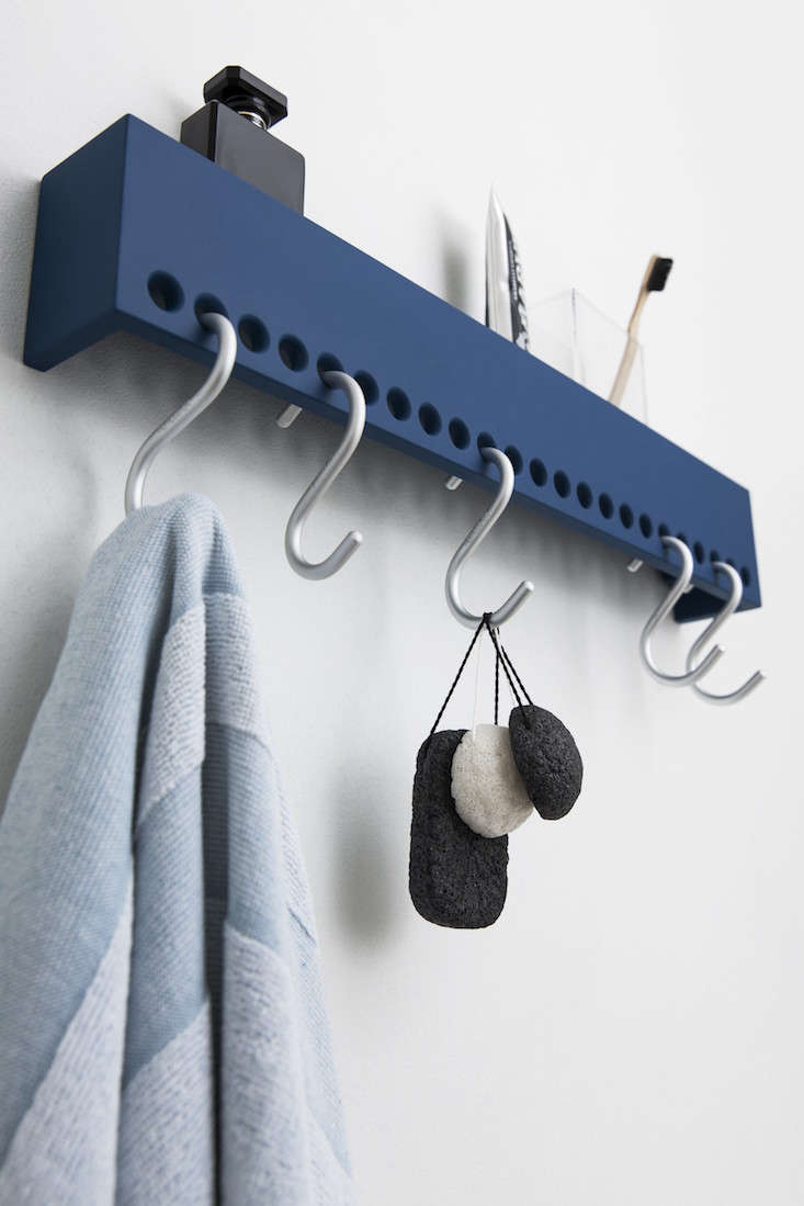 Stylish Storage Solutions from Copenhagen so hooked   wall rack 2013 1