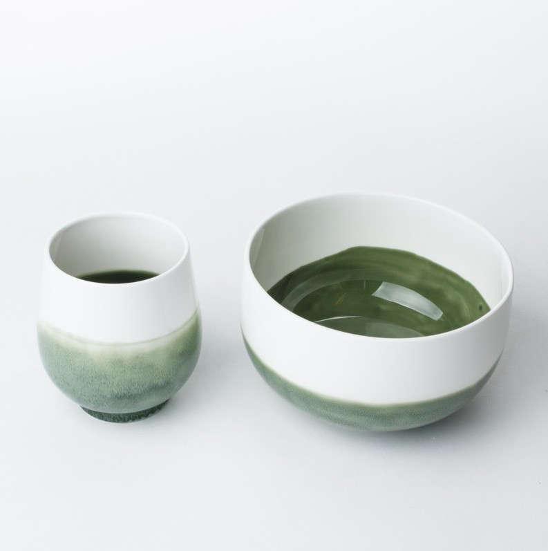 2 forest glaze rin cup and bowl reiko kaneko ceramics remodelista 11